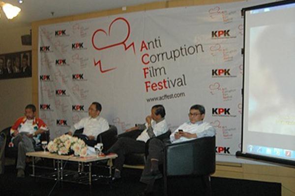 KPK Detail: Satu Harapan: KPK Ajak Sineas Indonesia Buat Film Antikorupsi