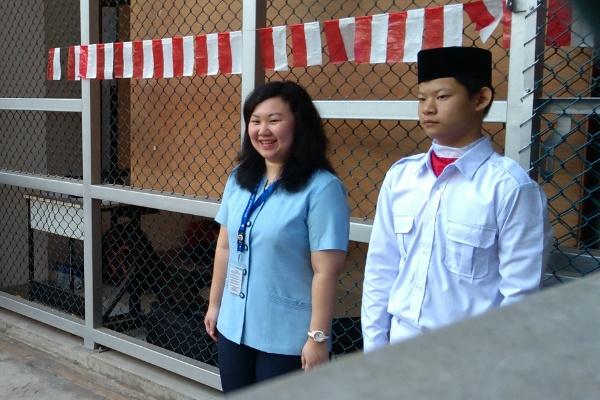 Makna dan Harapan Siswa-Guru SPK PENABUR di HUT ke-73 RI