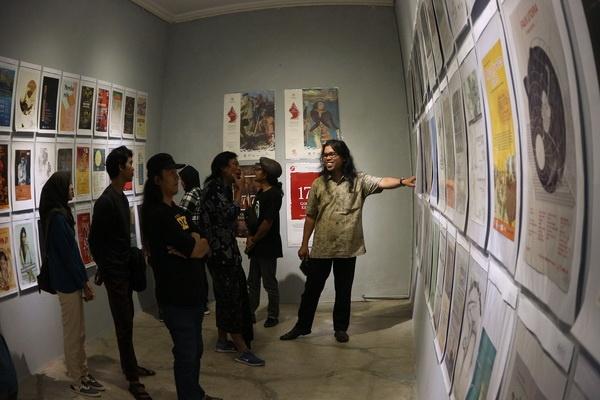 """Galeri RJ Katamsi Gelar Karya """"Seni Rupa di Era Revolusi Industri 4.0"""""""