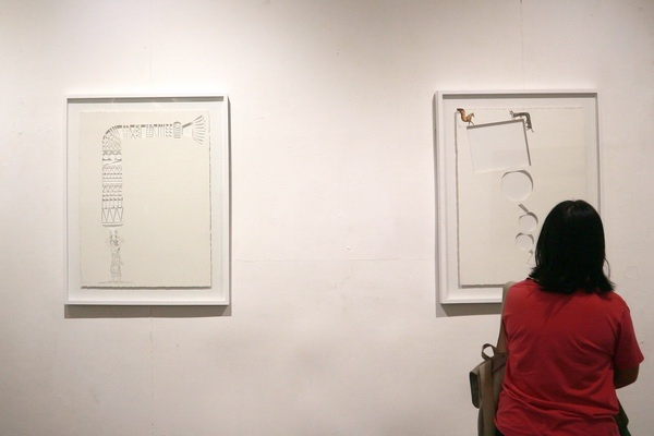 "Pameran Presentasi Karya ""Series of Mini Exhibition"""