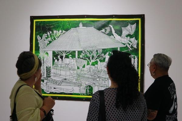 Pameran Art Jog 2019 Resmi Dibuka