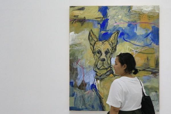 """Yogyakarta Annual Art (YAA) #4: """"Incumbent""""."""
