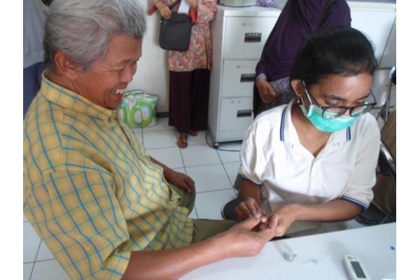 Periksa Kesehatan Gratis Tandai 33 Tahun Usia PKM Cipinang Bali