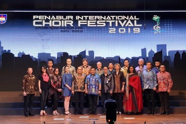 PICF 2019: Voces Fidelis dari Jepang Raih Grand Prix