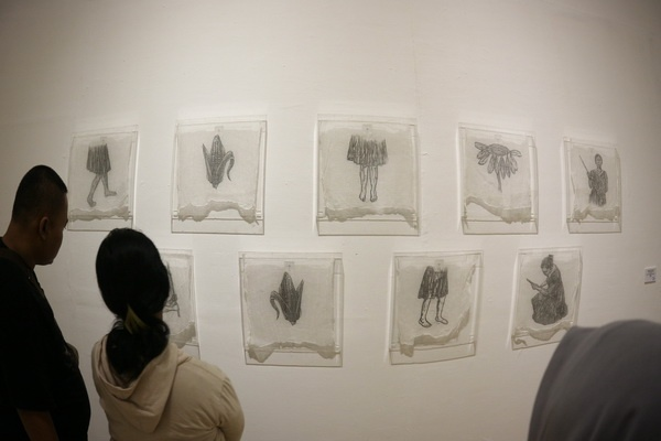 """Pameran Seni Grafis """"Relief Print, Karakter dan Sejarahnya di Indonesia"""""""