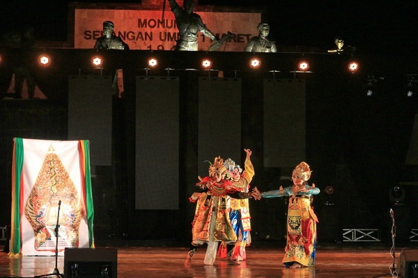 Jogja International Street Performance menuju Pentas Dunia