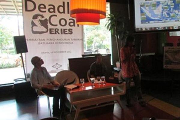 JATAM: 24 Perusahaan Pengeruk Batubara Disokong Sekuritas