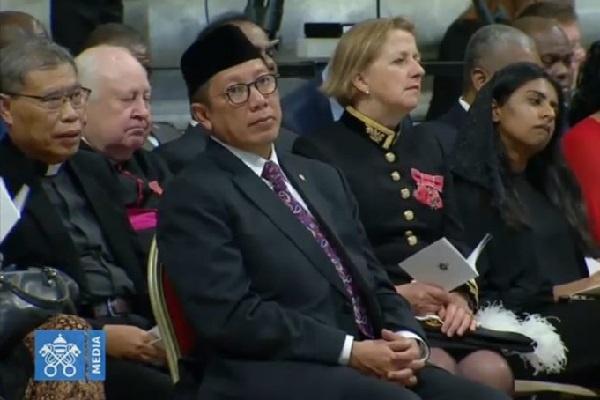 Paus Fransiskus Kukuhkan Kardinal Indonesia Ignatius Suharyo
