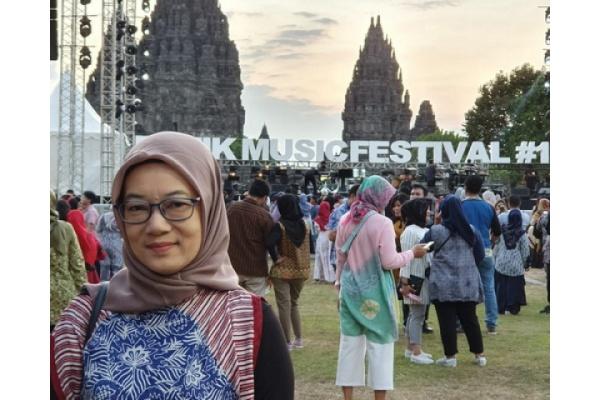Candi, Musik, Batik, dan Diplomasi Budaya
