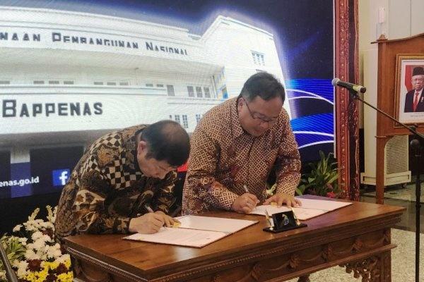 Kepala Bapennas Suharso Monoarfa Fokus Pemindahan Ibu Kota