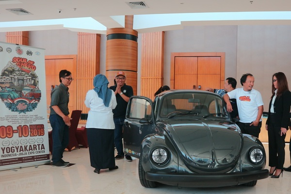 "JVWF 2019 Siapkan Lucky Draw Mobil VW Beetle ""German Look"""