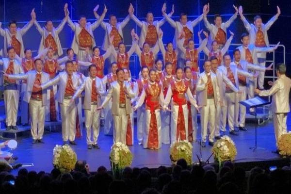 Batavia Madrigal Singers Kembali Juara Umum Kompetisi Tingkat Dunia.