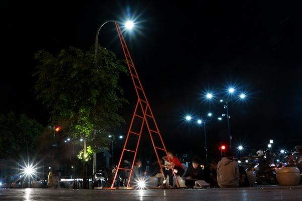 """Pasir Bawono Wukir"" Mencari Sumbu Kreativitas Baru di Ruang Publik"