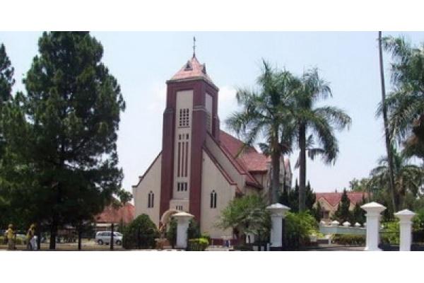 Peringatan Satu Abad Gereja Zebaoth Bogor Dihadiri Menag