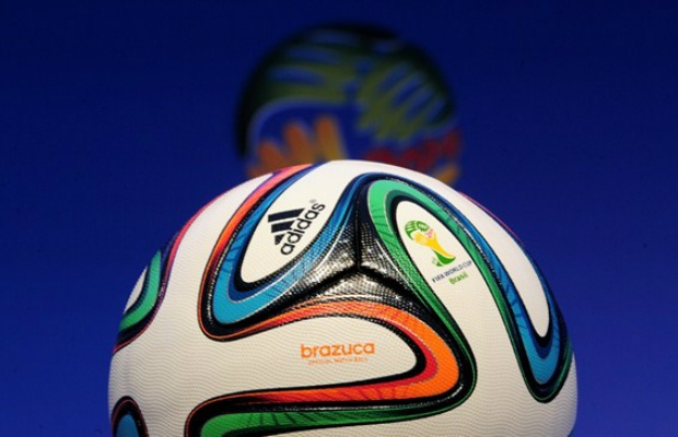 Satu Harapan: Adidas Brazuca, Bola Resmi Piala Dunia 2014