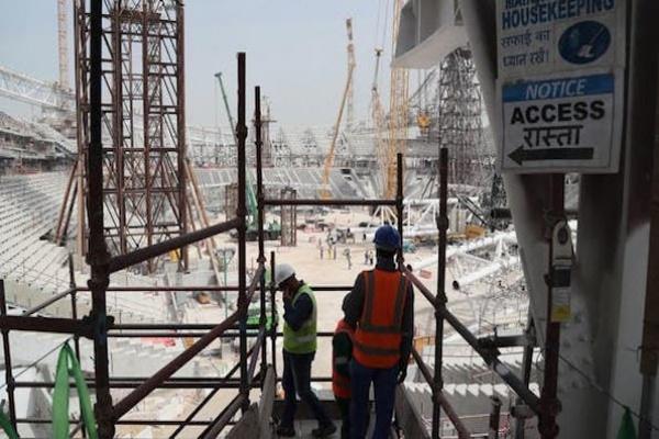 Satu Harapan: Pakistan Pertanyakan Qatar Soal Gaji ...