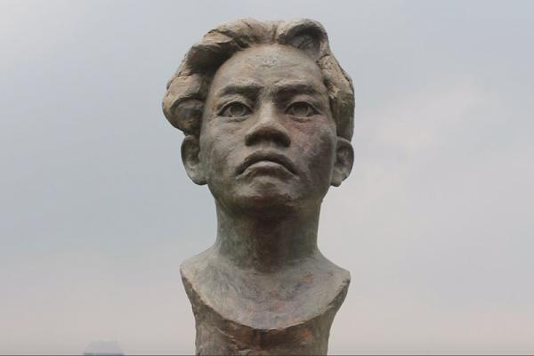 Lima Patung Pahlawan di Kawasan Monas