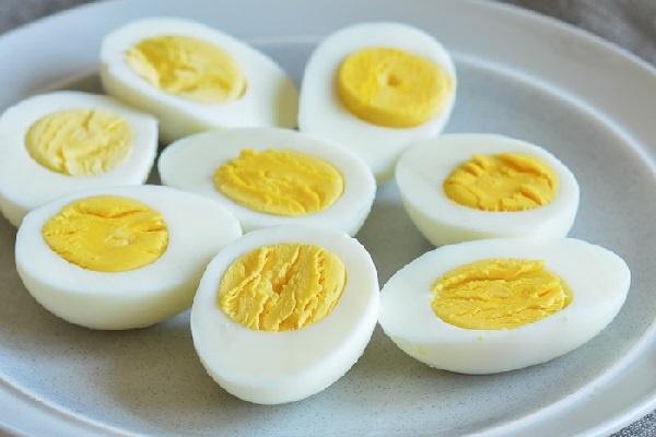 Satu Harapan: Enam Manfaat Telur Rebus untuk Kesehatan