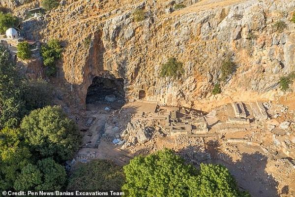 Tempat Yesus Sembuhkan Wanita 12 Tahun Pendarahan Ditemukan