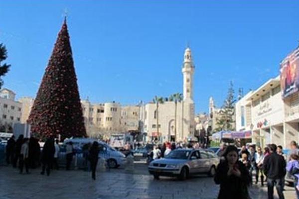 Dubes Palestina: Kekristenan Lahir di Palestina
