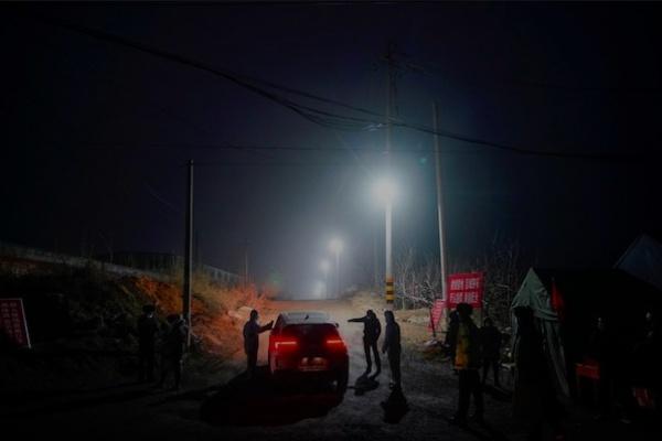 China: 15 Hari Lagi untuk Evakuasi Pekerja Tambang Yang Terperangkap