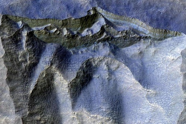 Bagaimana Rupa Permukaan Planet Mars?