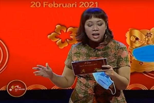 """Imlek 2021:  Jokowi Ajak Keteguhan dan Disiplin """"Kerbau"""" Atasi Pandemi"""
